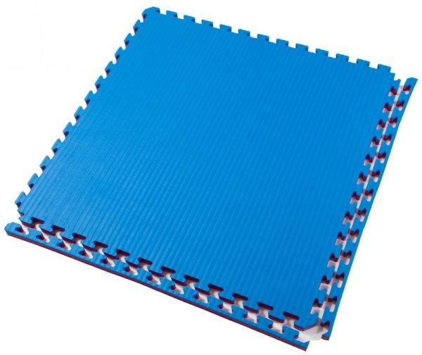 画像1: リバーシブルジョイントマット タタミ 3cm (1)