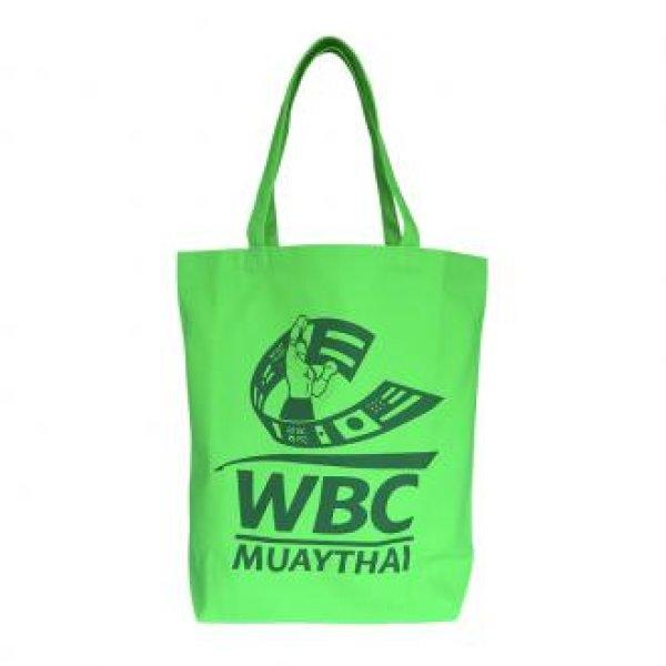 画像1: WBC MUAYTHAI Tote bag (1)